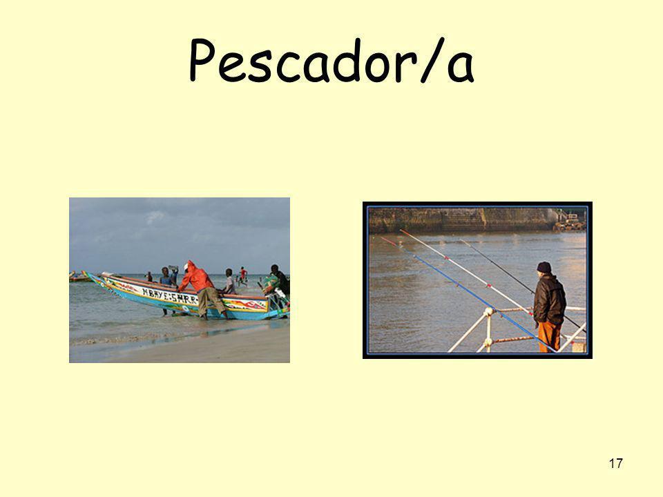 Pescador/a