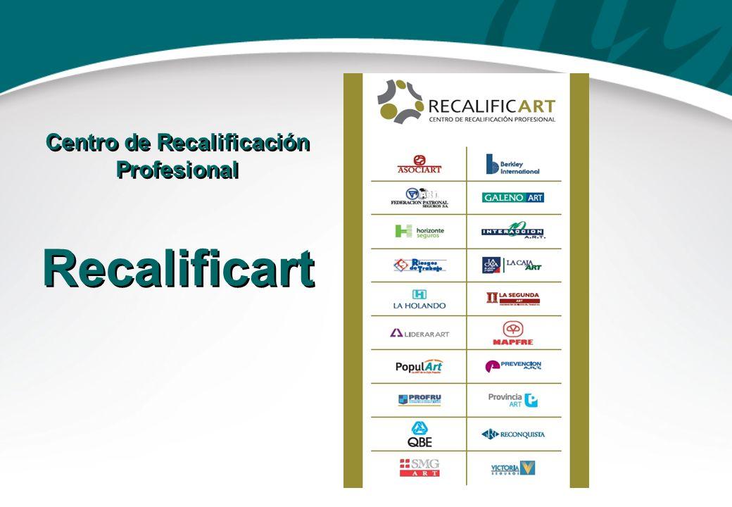 Centro de Recalificación Profesional