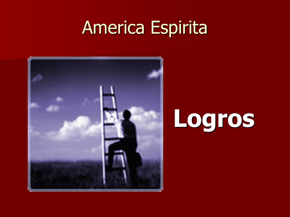 America Espirita Logros