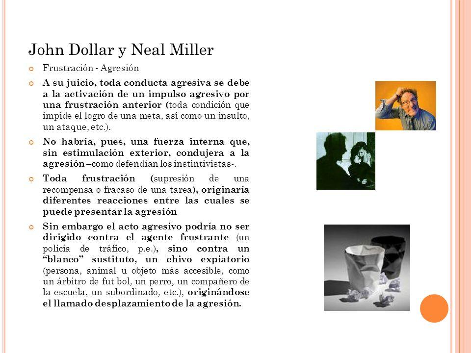 John Dollar y Neal Miller