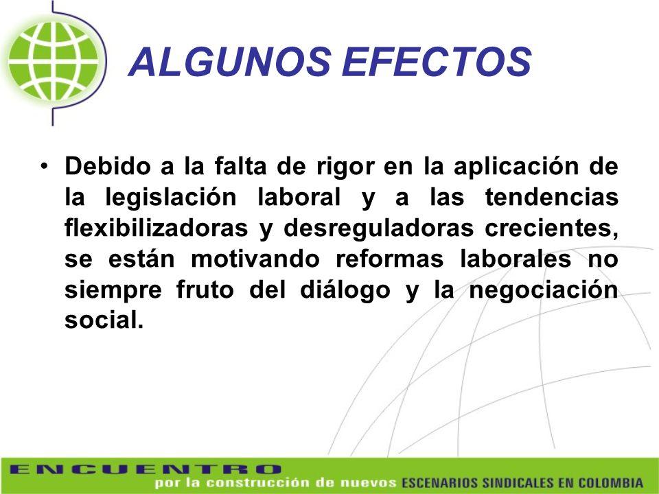 ALGUNOS EFECTOS