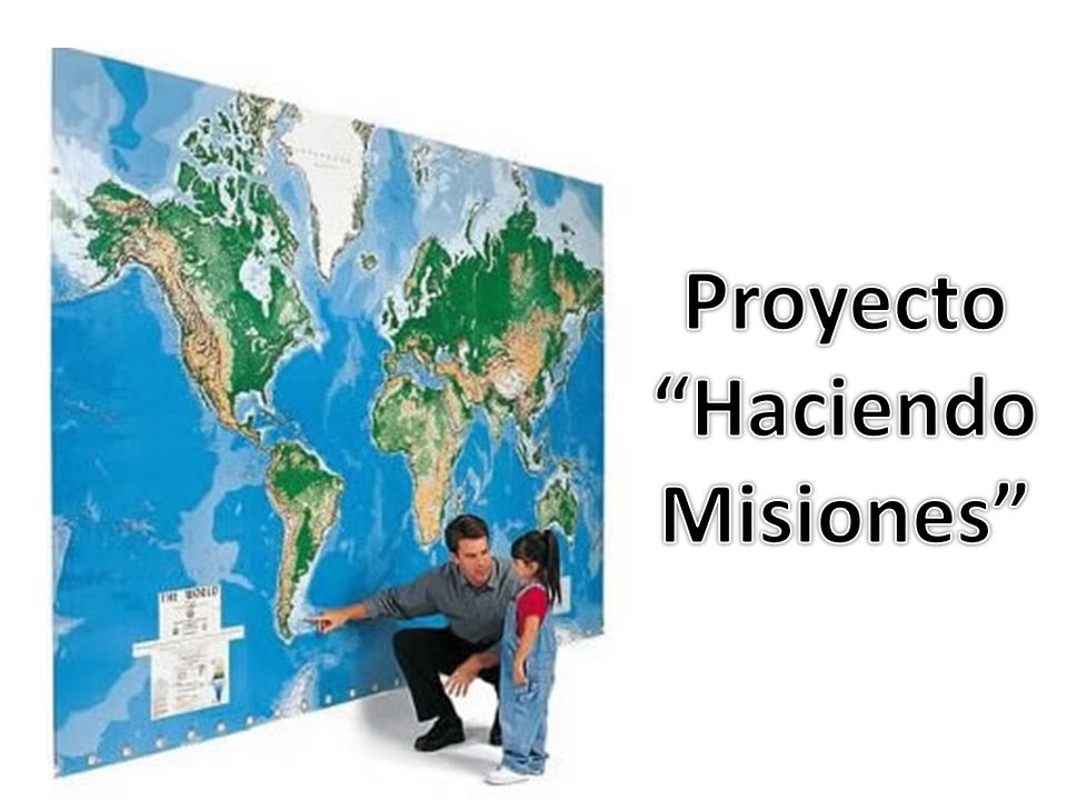Proyecto Haciendo Misiones
