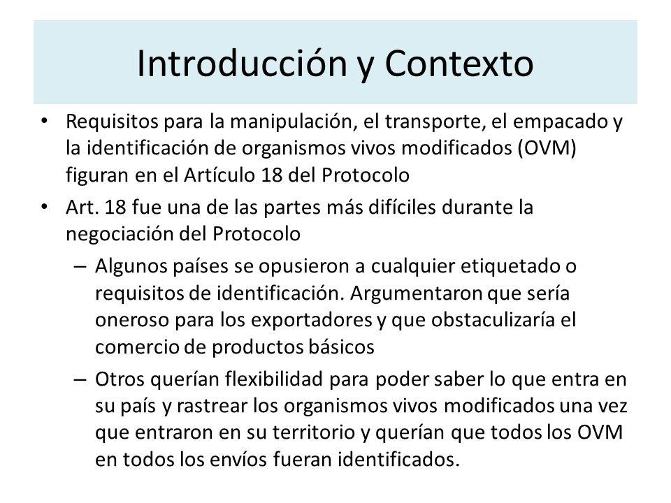 Introducción y Contexto