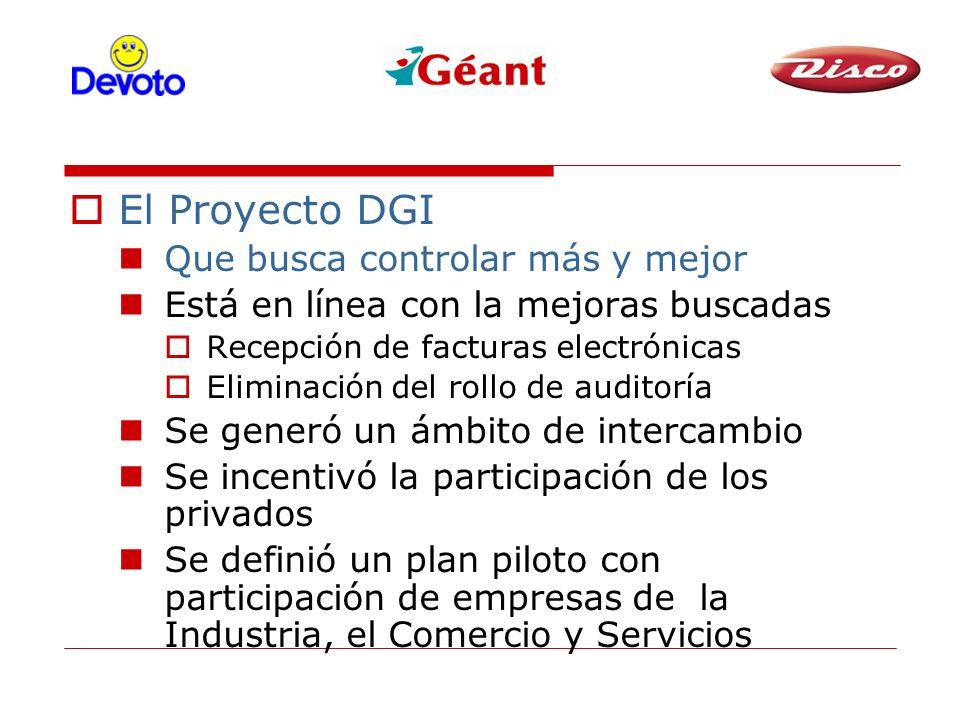 El Proyecto DGI Que busca controlar más y mejor