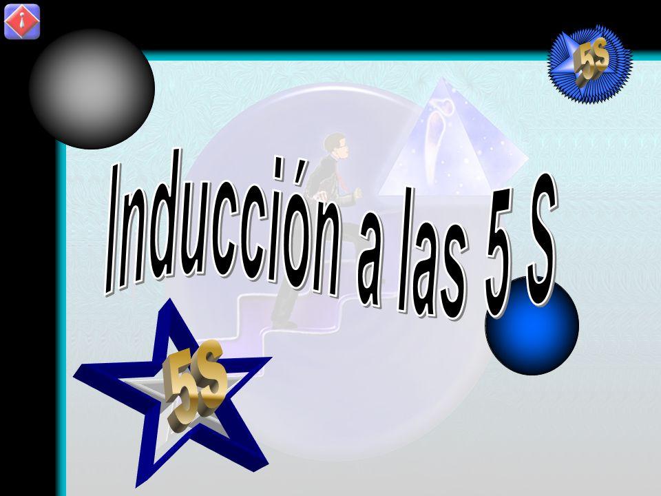 5S Inducción a las 5 S 5S