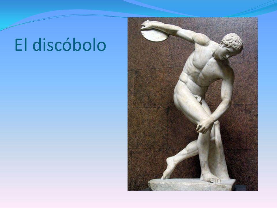 El discóbolo