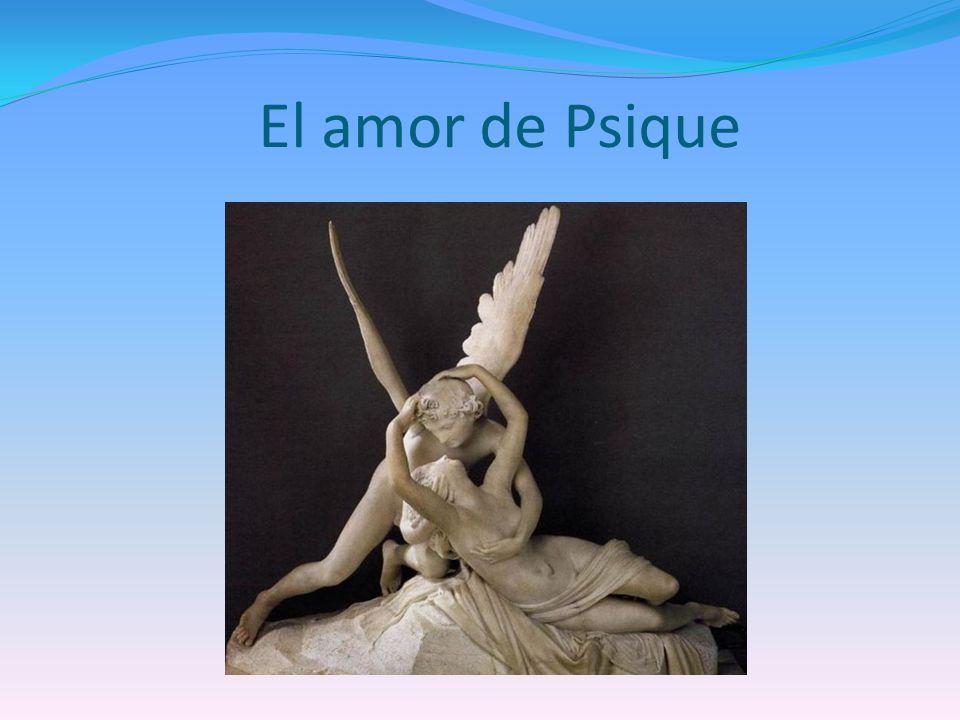 El amor de Psique