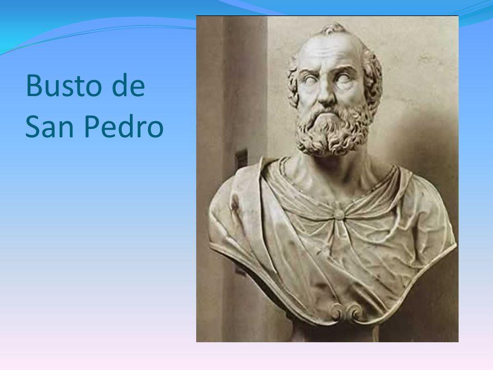 Busto de San Pedro