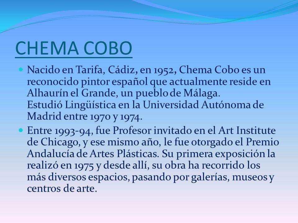 CHEMA COBO