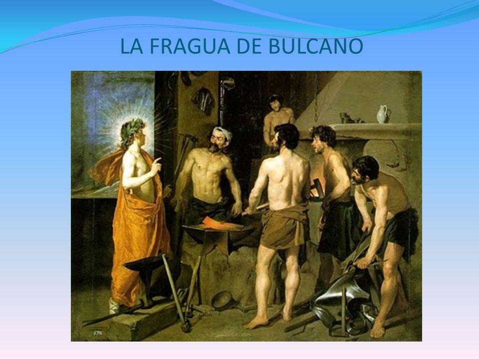 LA FRAGUA DE BULCANO