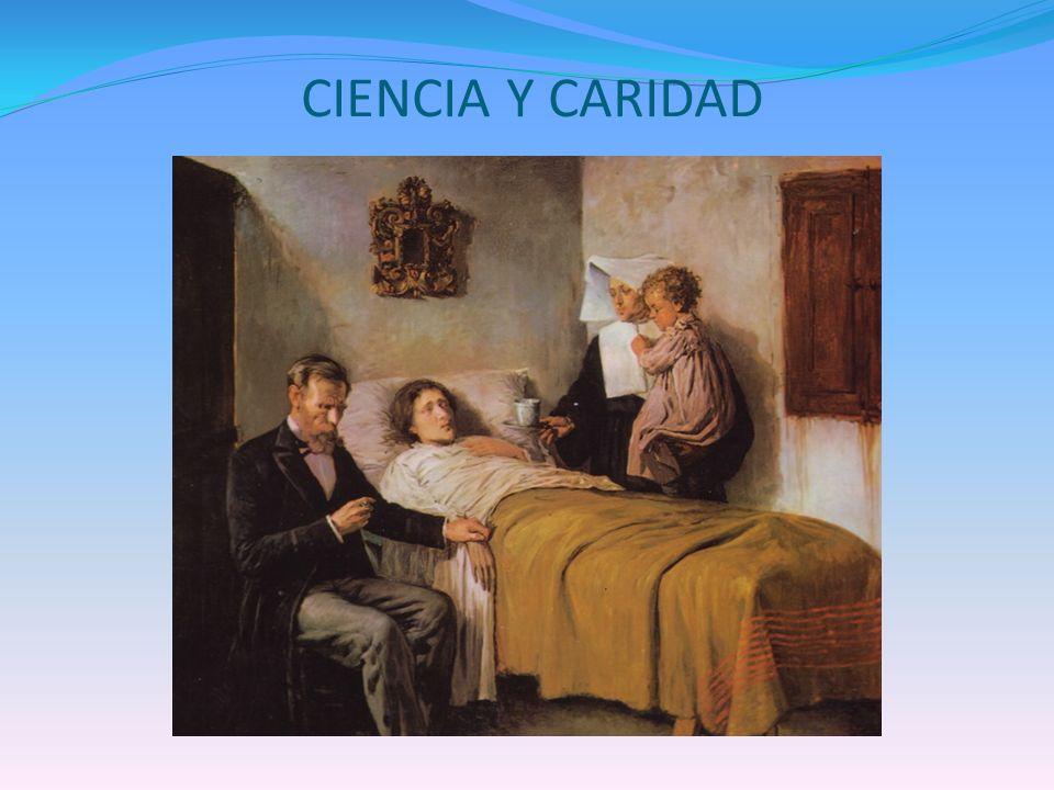 CIENCIA Y CARIDAD