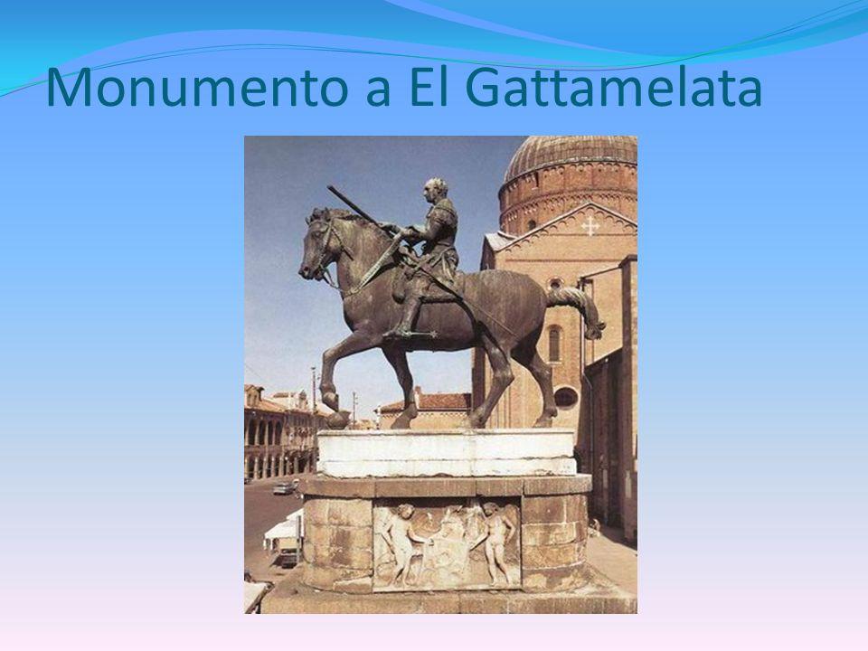 Monumento a El Gattamelata