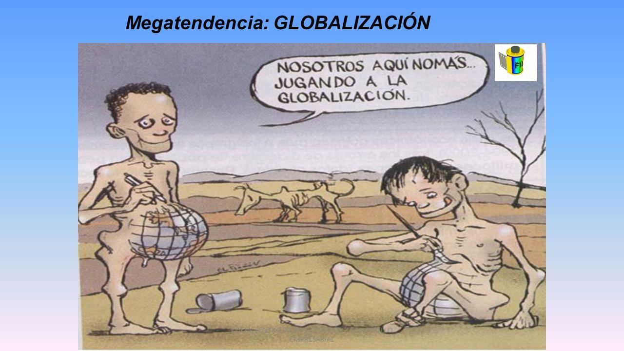 Megatendencia: GLOBALIZACIÓN
