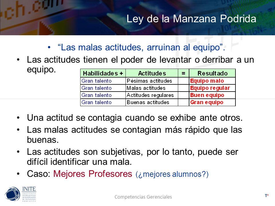Ley de la Manzana Podrida