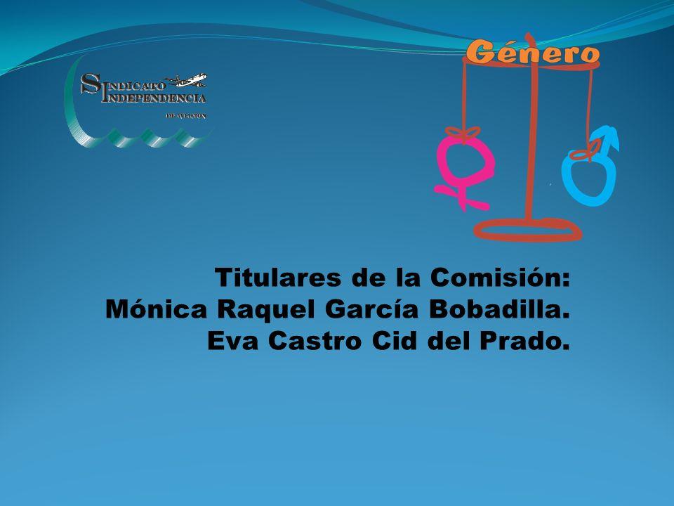 Titulares de la Comisión: