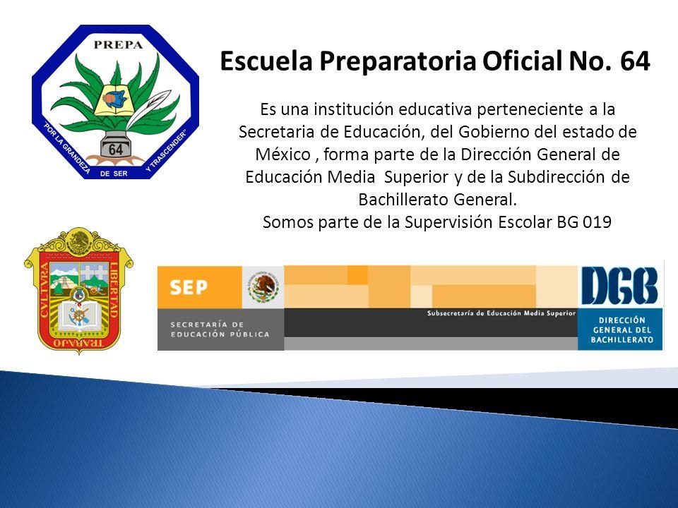 Somos parte de la Supervisión Escolar BG 019