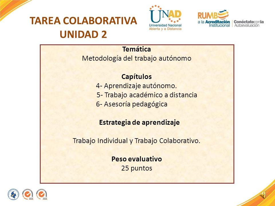 TAREA COLABORATIVA UNIDAD 2