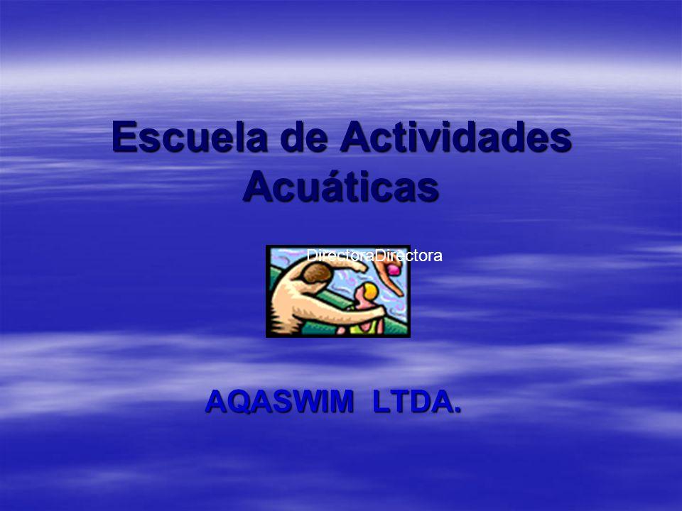 Escuela de Actividades Acuáticas