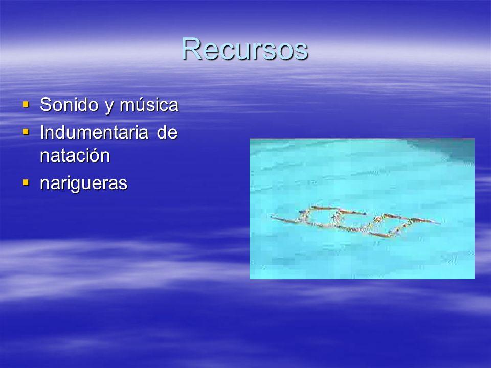 Recursos Sonido y música Indumentaria de natación narigueras