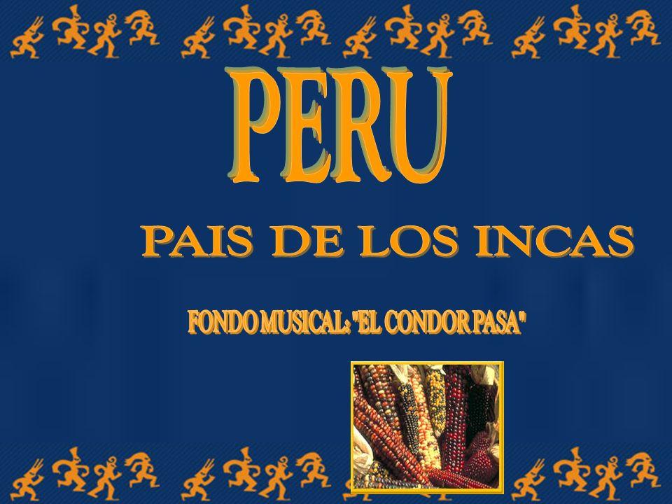 FONDO MUSICAL: EL CONDOR PASA