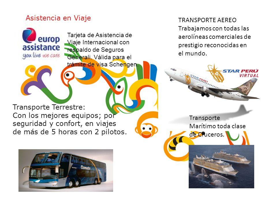 Transporte Terrestre: