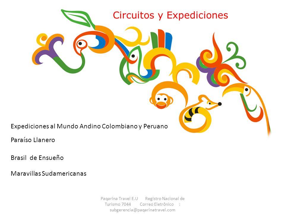Circuitos y Expediciones