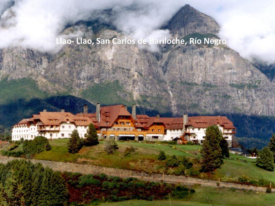 Llao- Llao, San Carlos de Bariloche, Río Negro