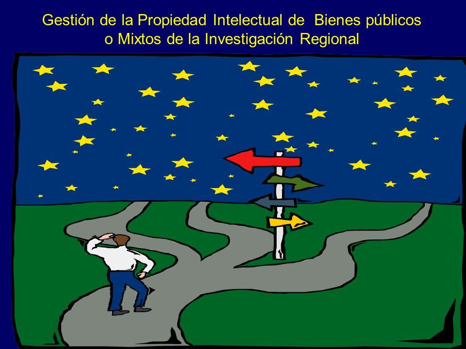 Gestión de la Propiedad Intelectual de Bienes públicos