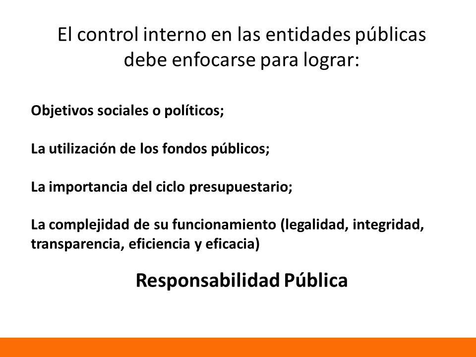 Responsabilidad Pública