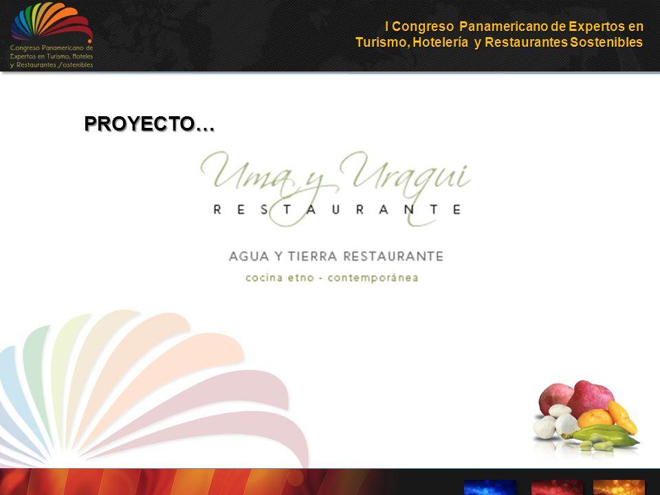 I Congreso Panamericano de Expertos en Turismo, Hotelería y Restaurantes Sostenibles