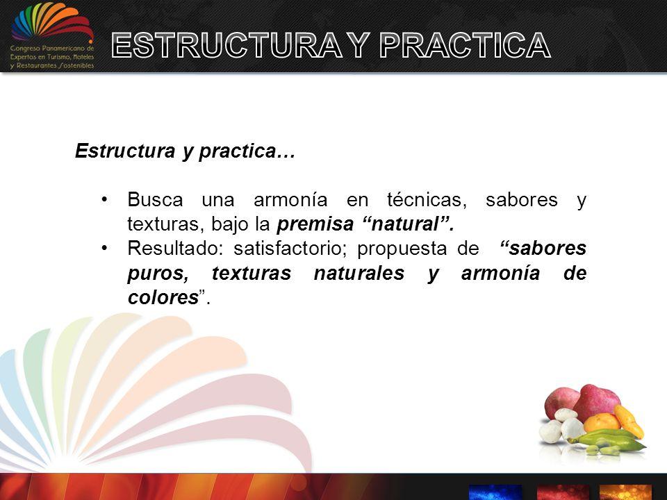 ESTRUCTURA Y PRACTICA Estructura y practica…
