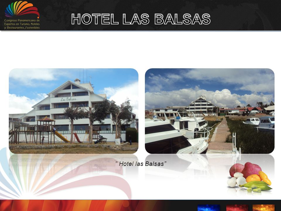 HOTEL LAS BALSAS Hotel las Balsas