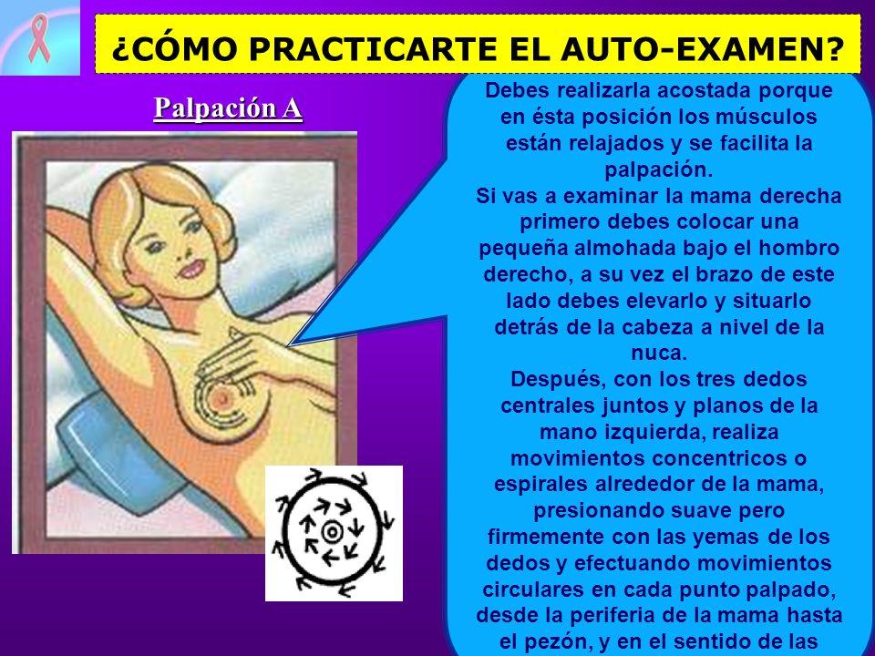 ¿CÓMO PRACTICARTE EL AUTO-EXAMEN