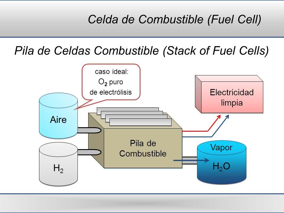 Celda de Combustible (Fuel Cell)