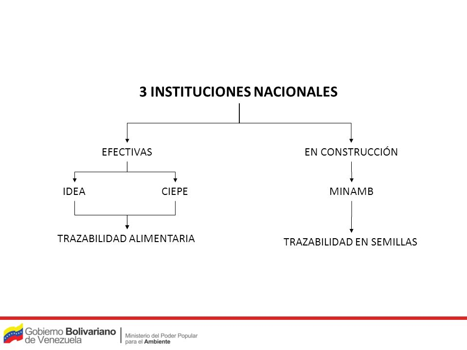 3 INSTITUCIONES NACIONALES