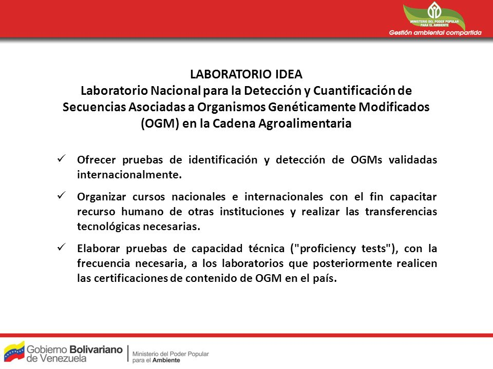 LABORATORIO IDEA