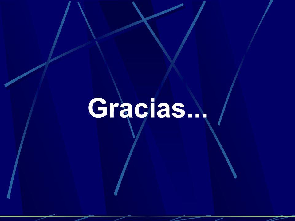 Gracias... Gracias…