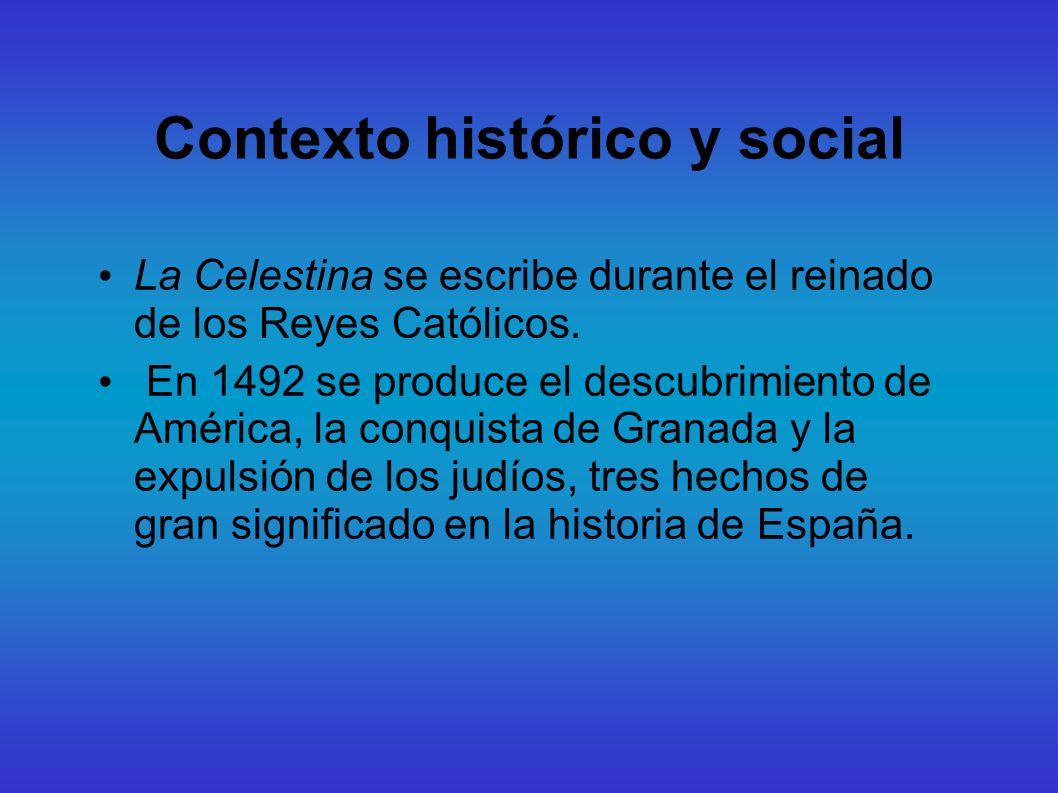 Contexto histórico y social