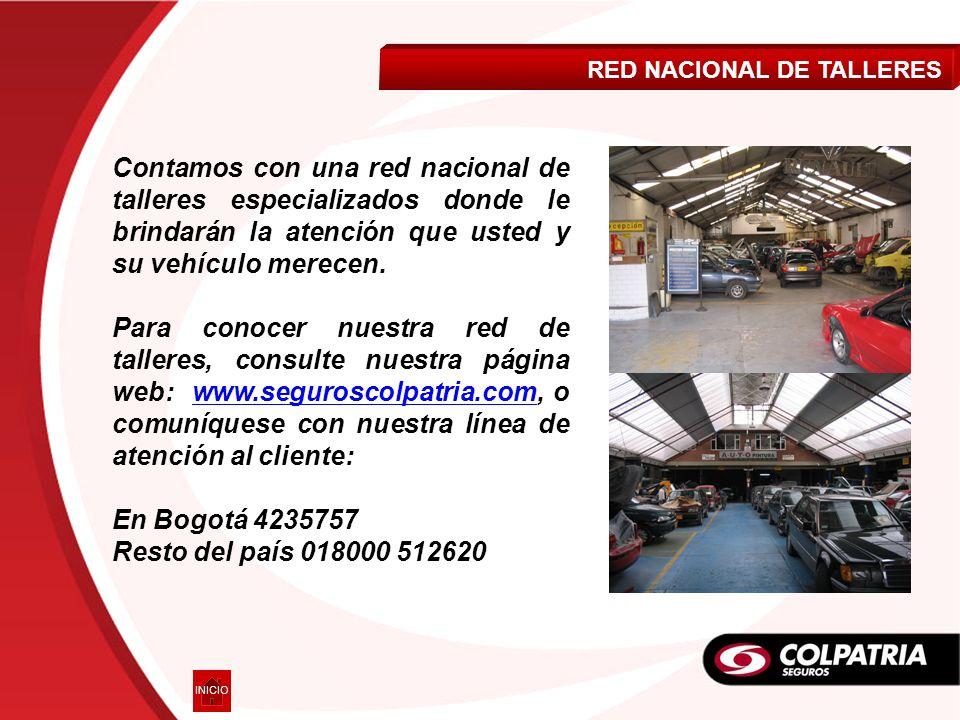 RED NACIONAL DE TALLERES
