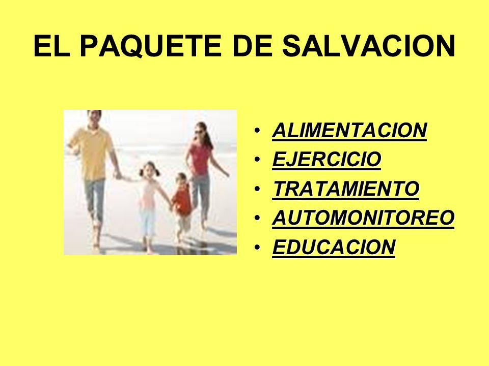EL PAQUETE DE SALVACION