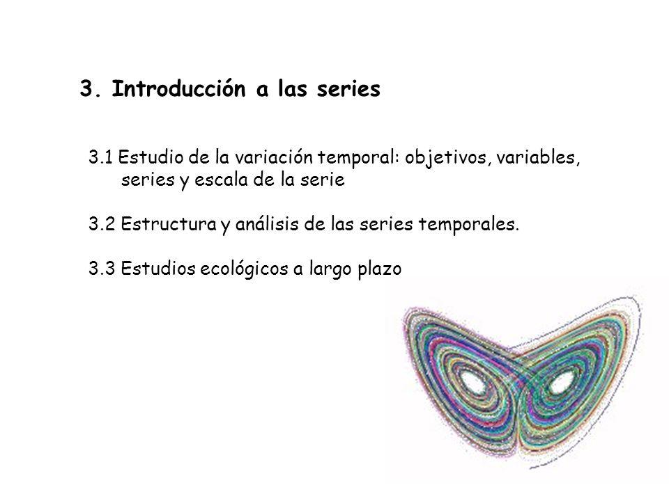 3. Introducción a las series