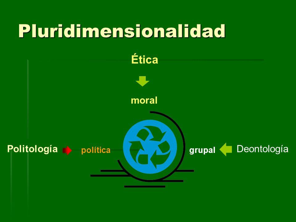 Pluridimensionalidad