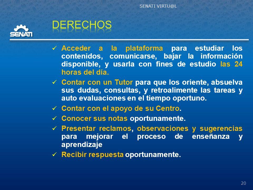 SENATI VIRTU@L Derechos.