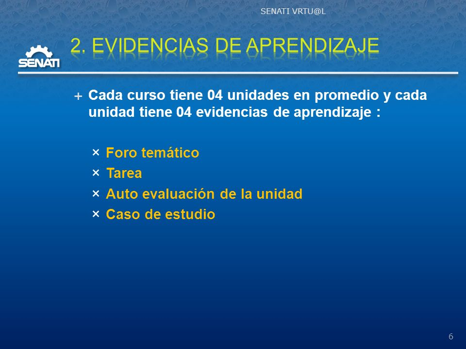 2. EVIDENCIAS DE APRENDIZAJE