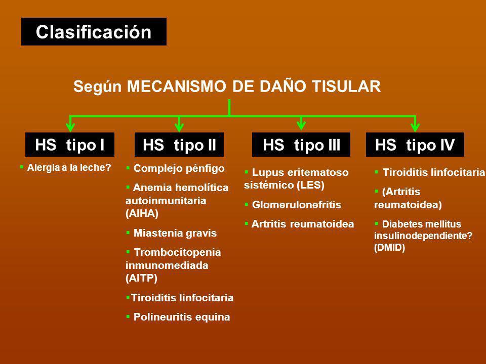 Según MECANISMO DE DAÑO TISULAR