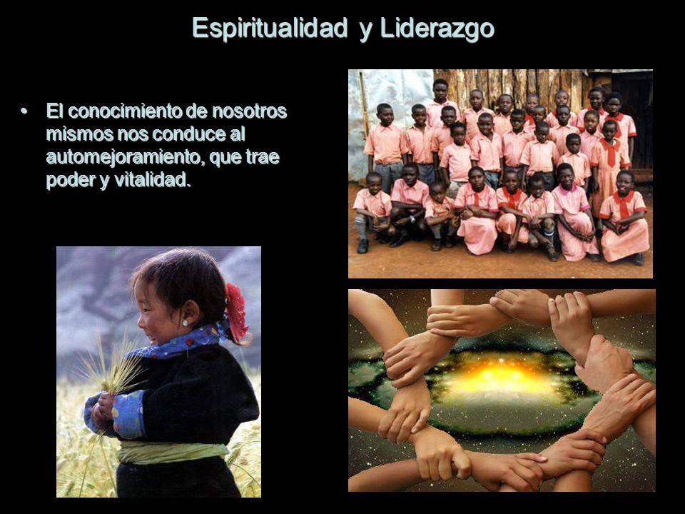 Espiritualidad y Liderazgo