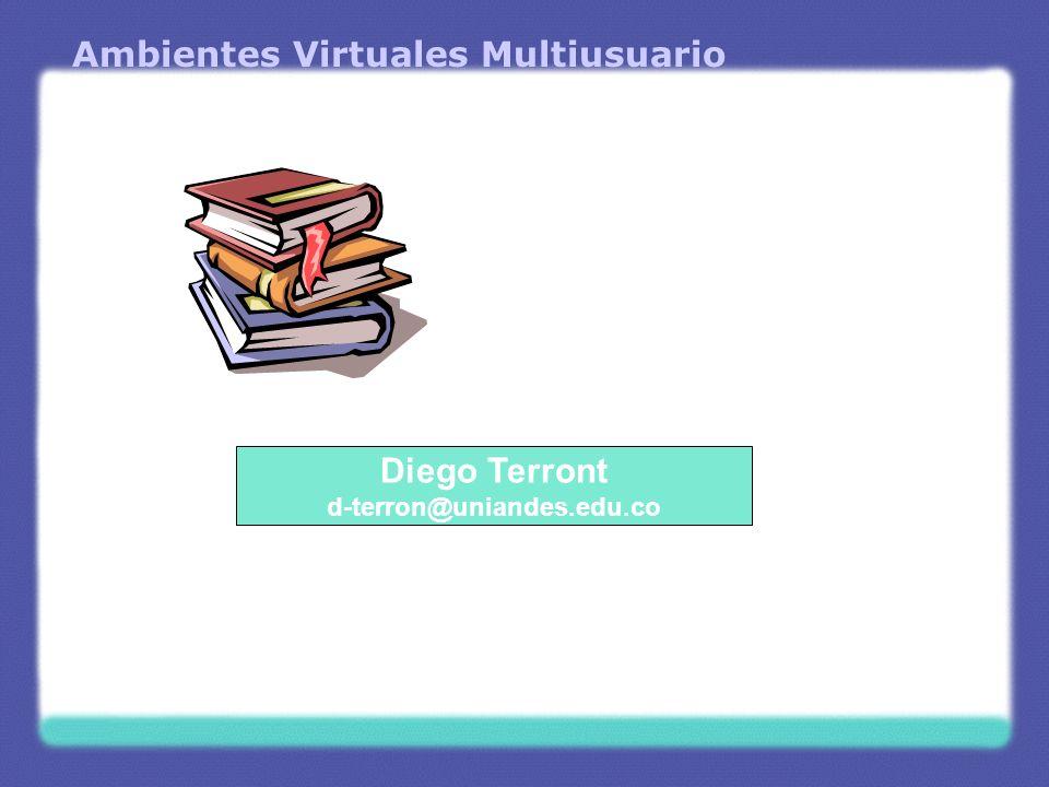 Ambientes Virtuales Multiusuario
