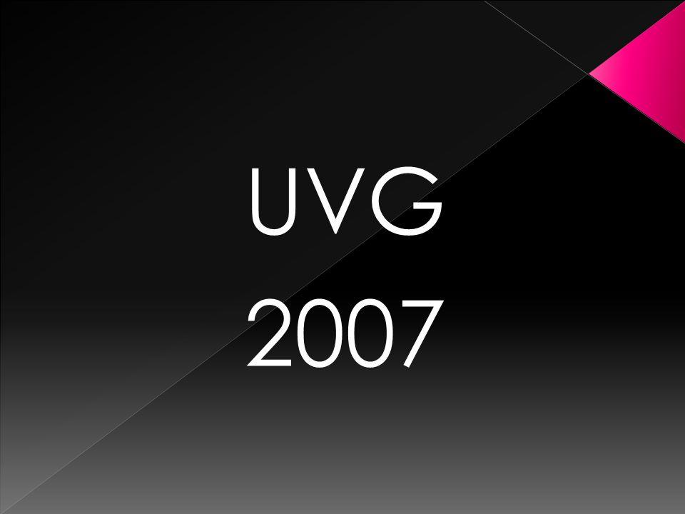 UVG 2007