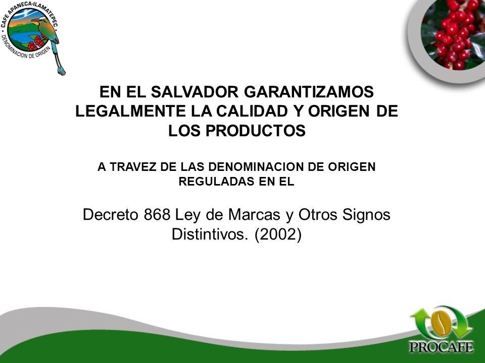 A TRAVEZ DE LAS DENOMINACION DE ORIGEN REGULADAS EN EL
