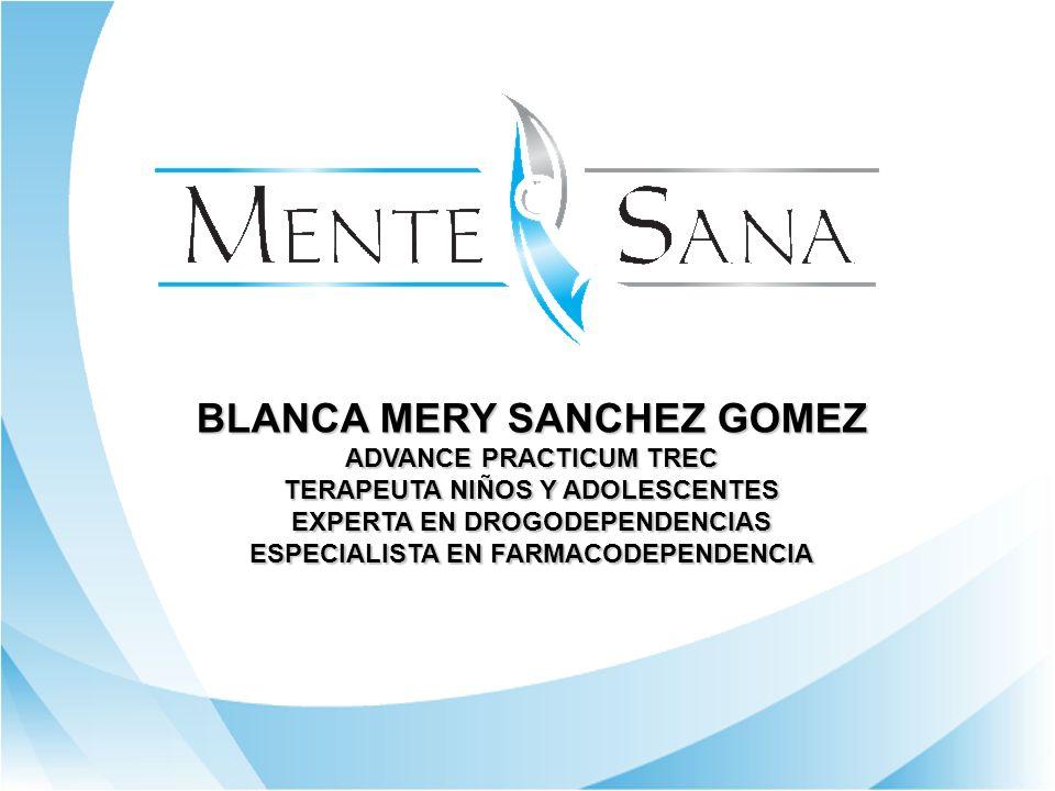 BLANCA MERY SANCHEZ GOMEZ